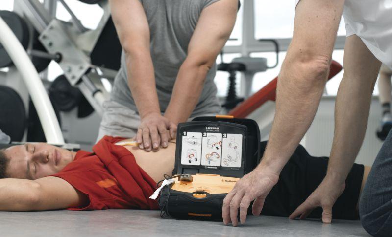 Aggiornamento circa l'impiego di defibrillatori e le certificazioni mediche nelle ASD