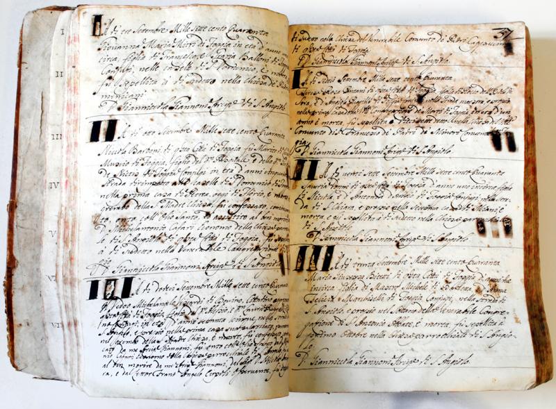 Il registro / inventario dei beni patrimoniali di un'Associazione