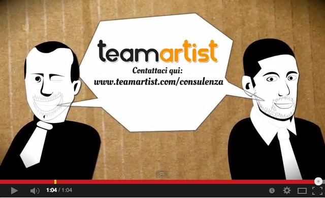Scrivi alla tua Federazione/ Ente e chiedi di organizzare un Convegno con TeamArtist!