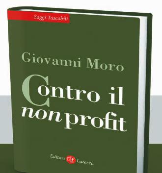 """""""Contro il No Profit"""". Vieni a discuterne con noi il 22 maggio"""