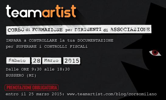 Il primo corso SEGRETO x SuperDirigenti di Associazione – il 28 marzo a Milano