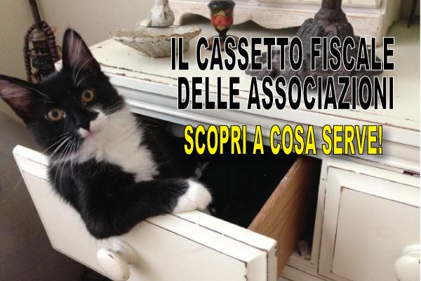 Il Cassetto Fiscale delle Associazioni