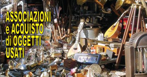 Le Associazioni e l'acquisto di Beni Usati: ecco come si fa
