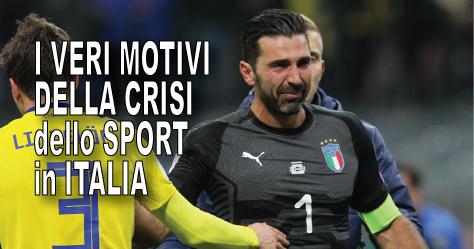 L'Italia esclusa dai Mondiali… i veri motivi che nessuno vuole ammettere ⎥ TeamArtist