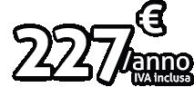 Pacchetto argento - 227€/anno iva inclusa